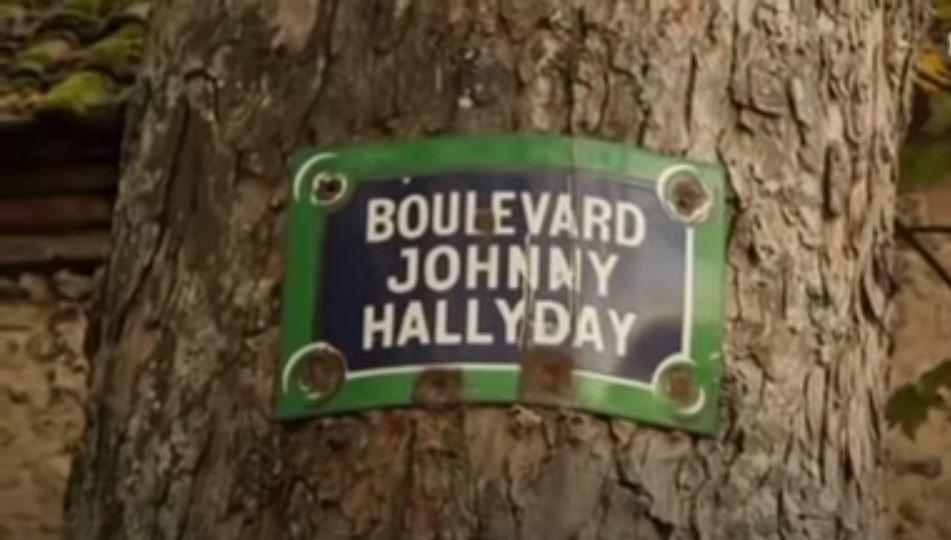 PROPRIETE OU A RESIDE JOHNNY HALLYDAY ( 1/10 ) 'LOCONVILLE' ( 1963-1979 ) 210219060936239820