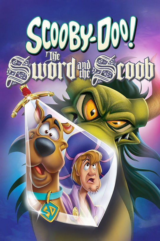 Scooby-Doo! The Sword and the Scoob (2021) poster image