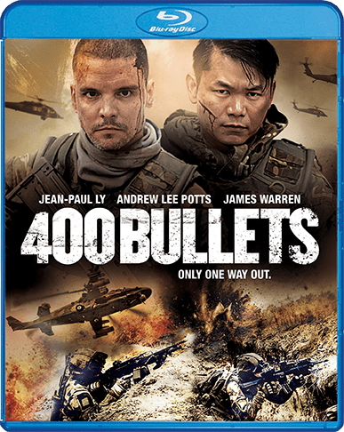 400 Bullets (2021) poster image