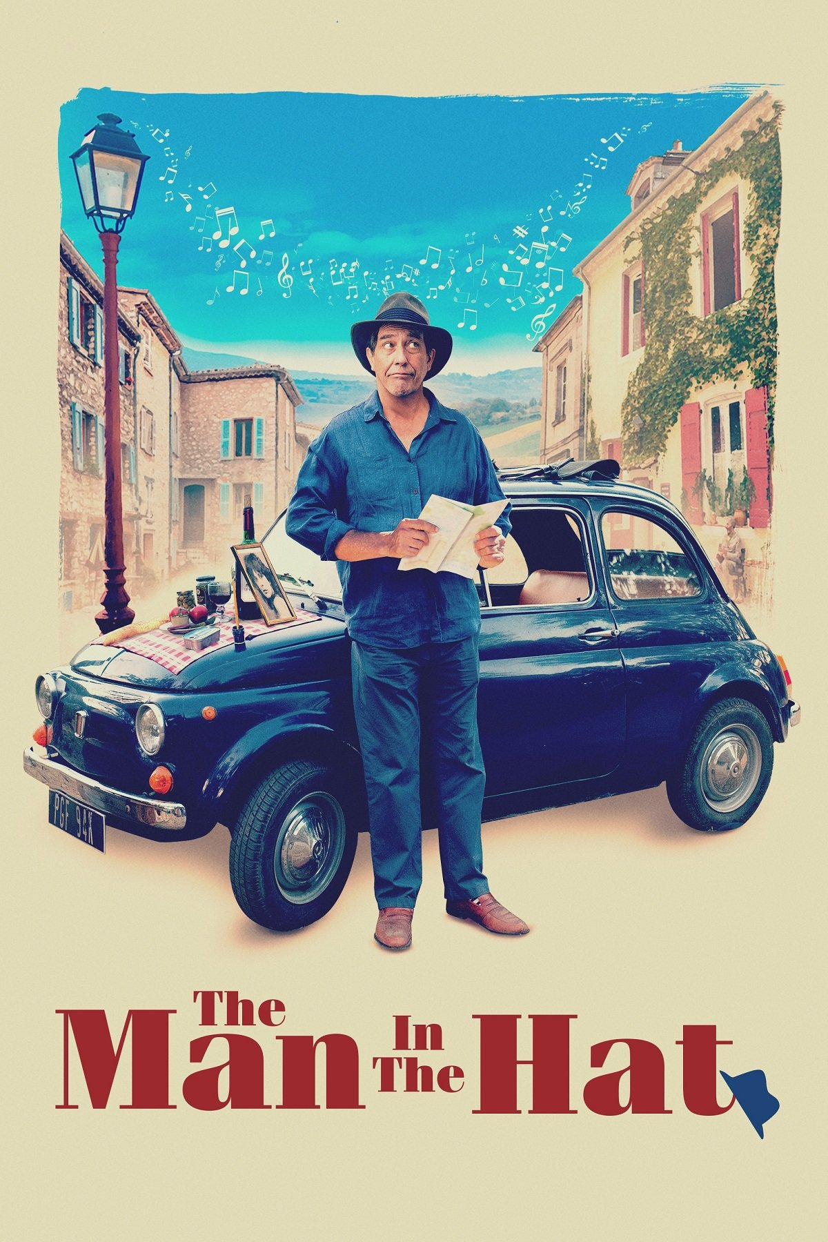 The Man in the Hat poster image