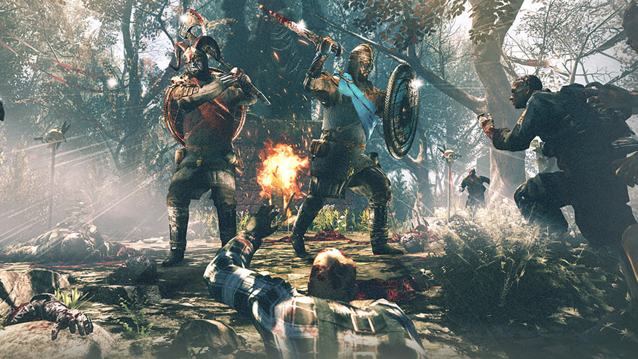 Dying Light - Viking: Raiders of Harran Bundle image 1