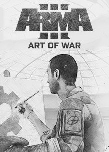 Poster for Arma 3 Art of War
