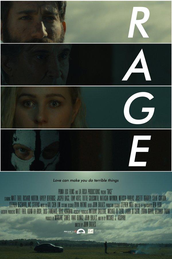 Rage poster image
