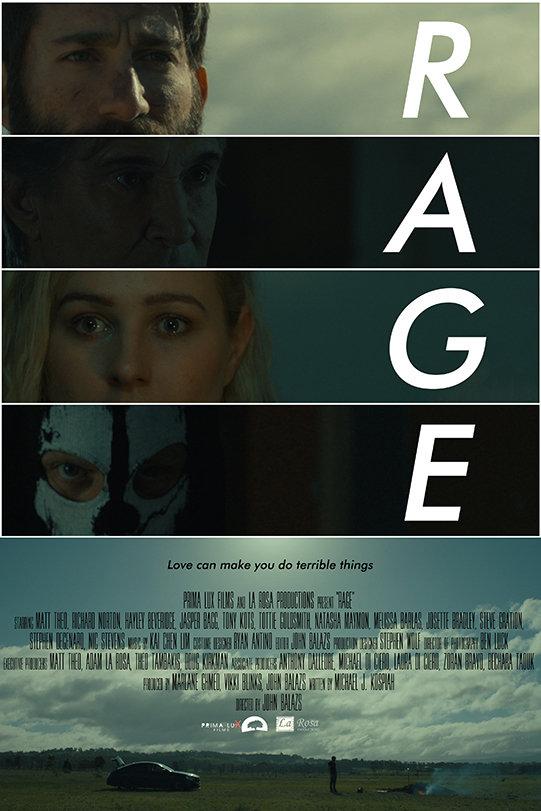 Rage (2021) poster image