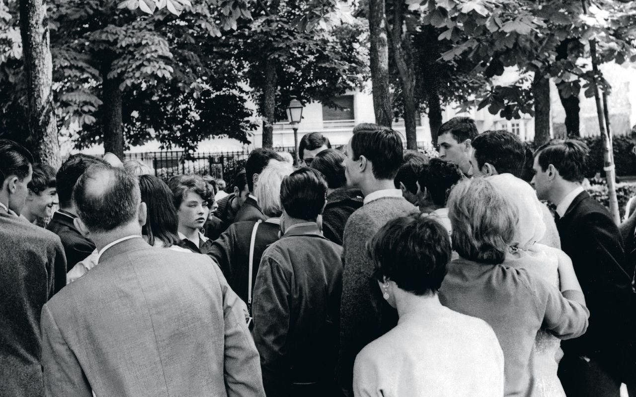 PROPRIETE OU A RESIDE JOHNNY HALLYDAY ( 3/10 ) 'NEUILLY SUR SEINE' ( 1965 ) 210224043240878397