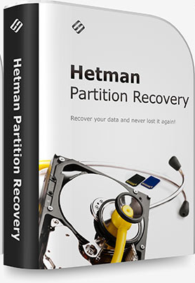 Poster for Hetman Partition Recovery