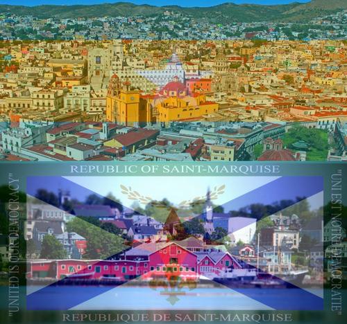 Jumelage de villes entre l'Arkencheen et la Saint-Marquise