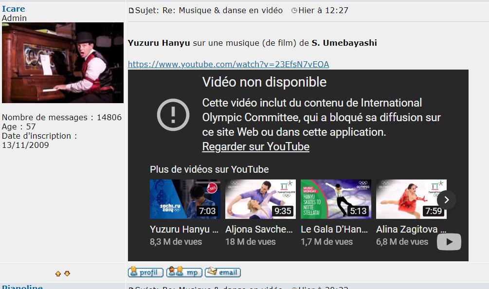 Musique & danse en vidéo 210225110712213549