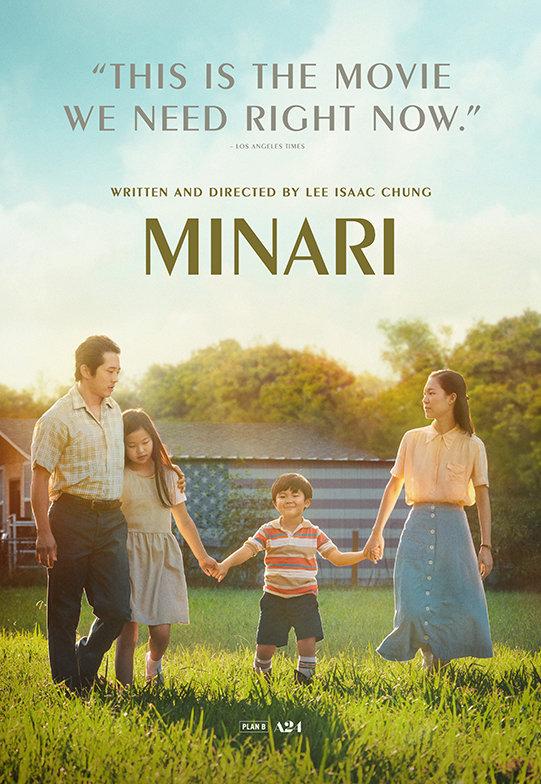 Minari (2020) poster image