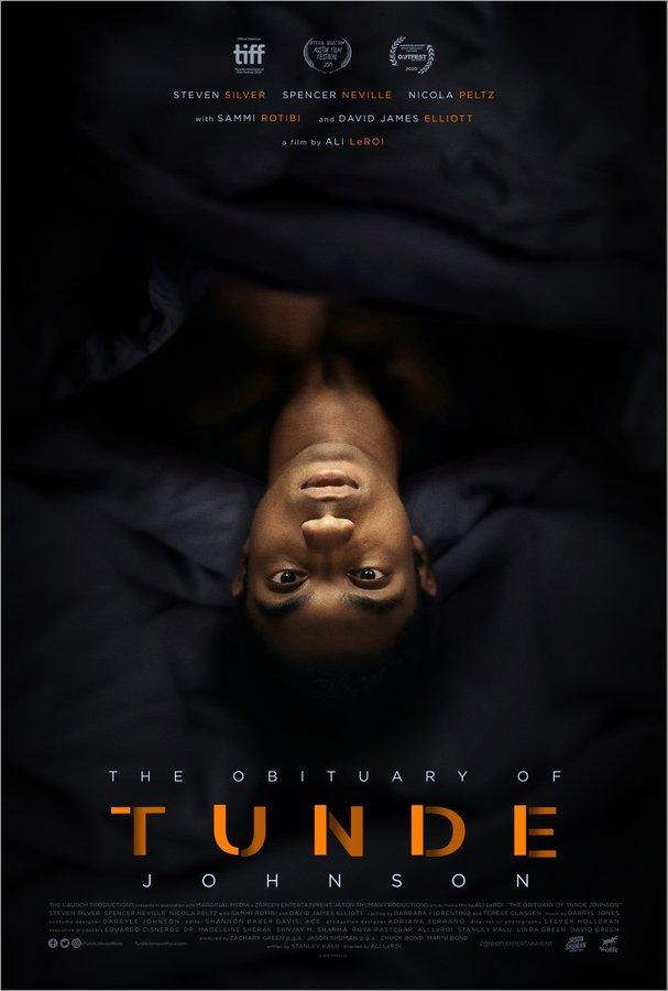 The Obituary of Tunde Johnson poster image