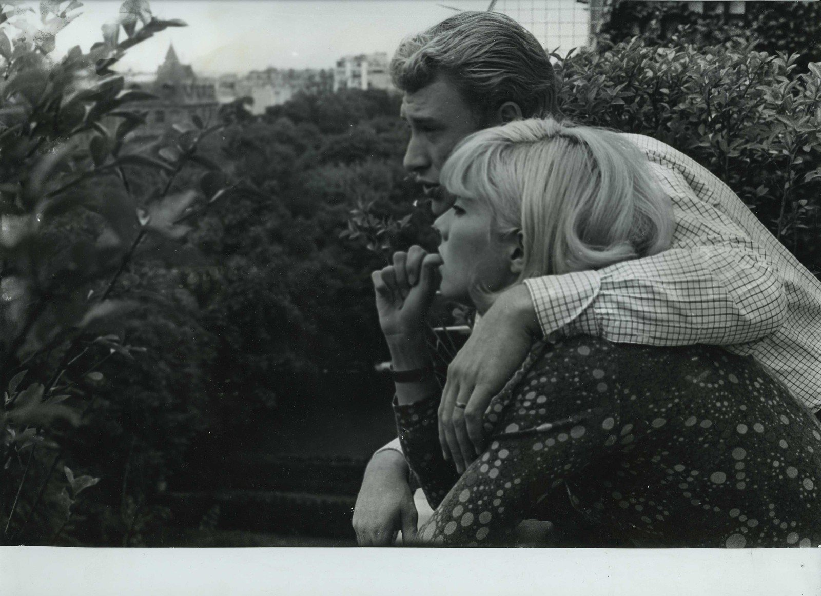 PROPRIETE OU A RESIDE JOHNNY HALLYDAY ( 3/10 ) 'NEUILLY SUR SEINE' ( 1965 ) 210227020149276594