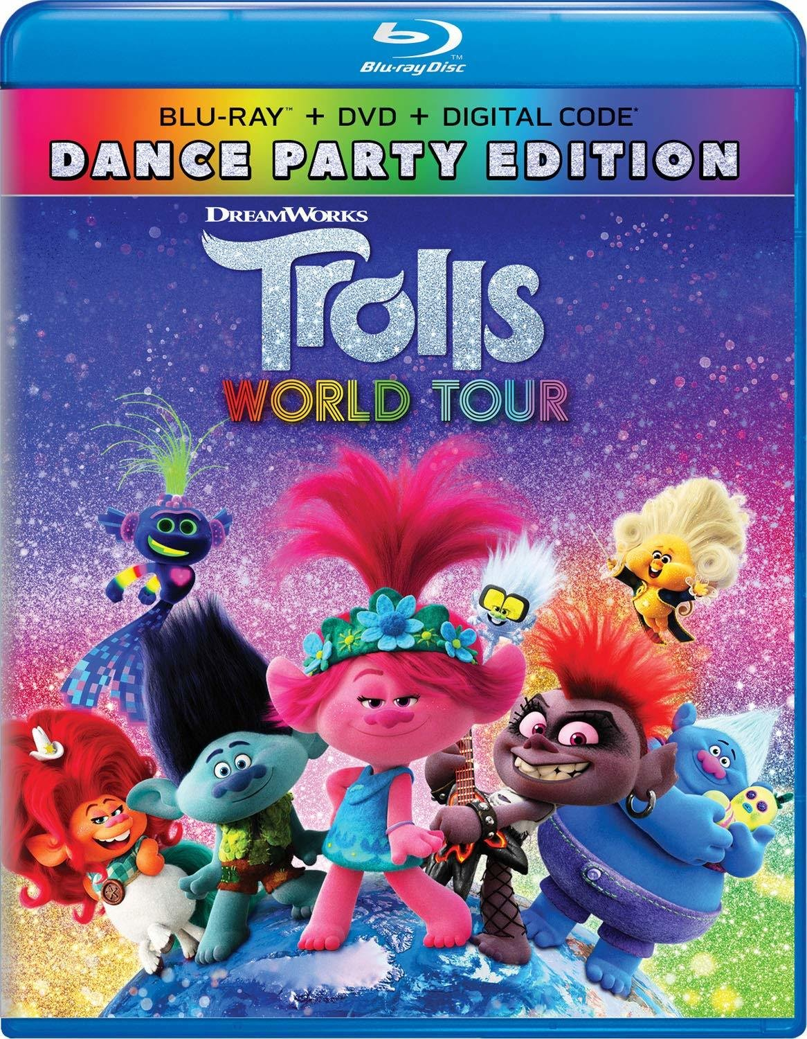 Trolls World Tour (2020) poster image