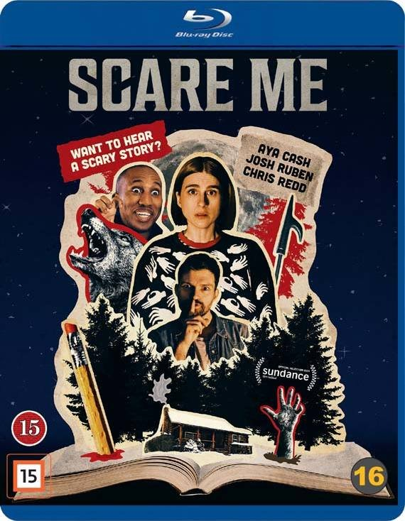 Scare Me (2020) poster image