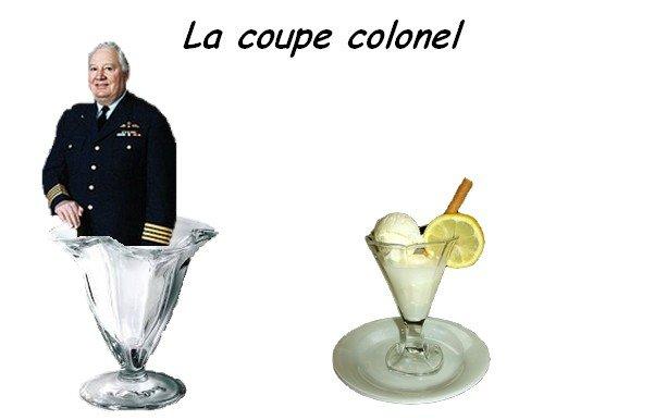 coupe colonel