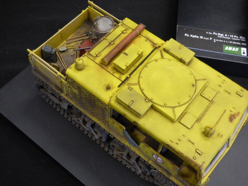 M26 armored tank recovery vehicule Tamiya 1/35  - Page 7 210301084412626976