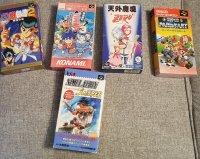 Console superfamicom complete jeux sfc en boite et sfc en loose  Mini_210301073219375303