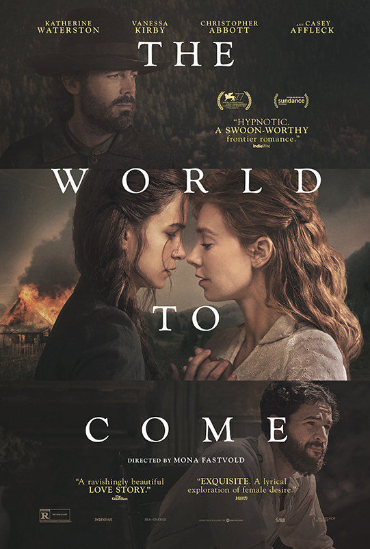 The World to Come (2020) poster image