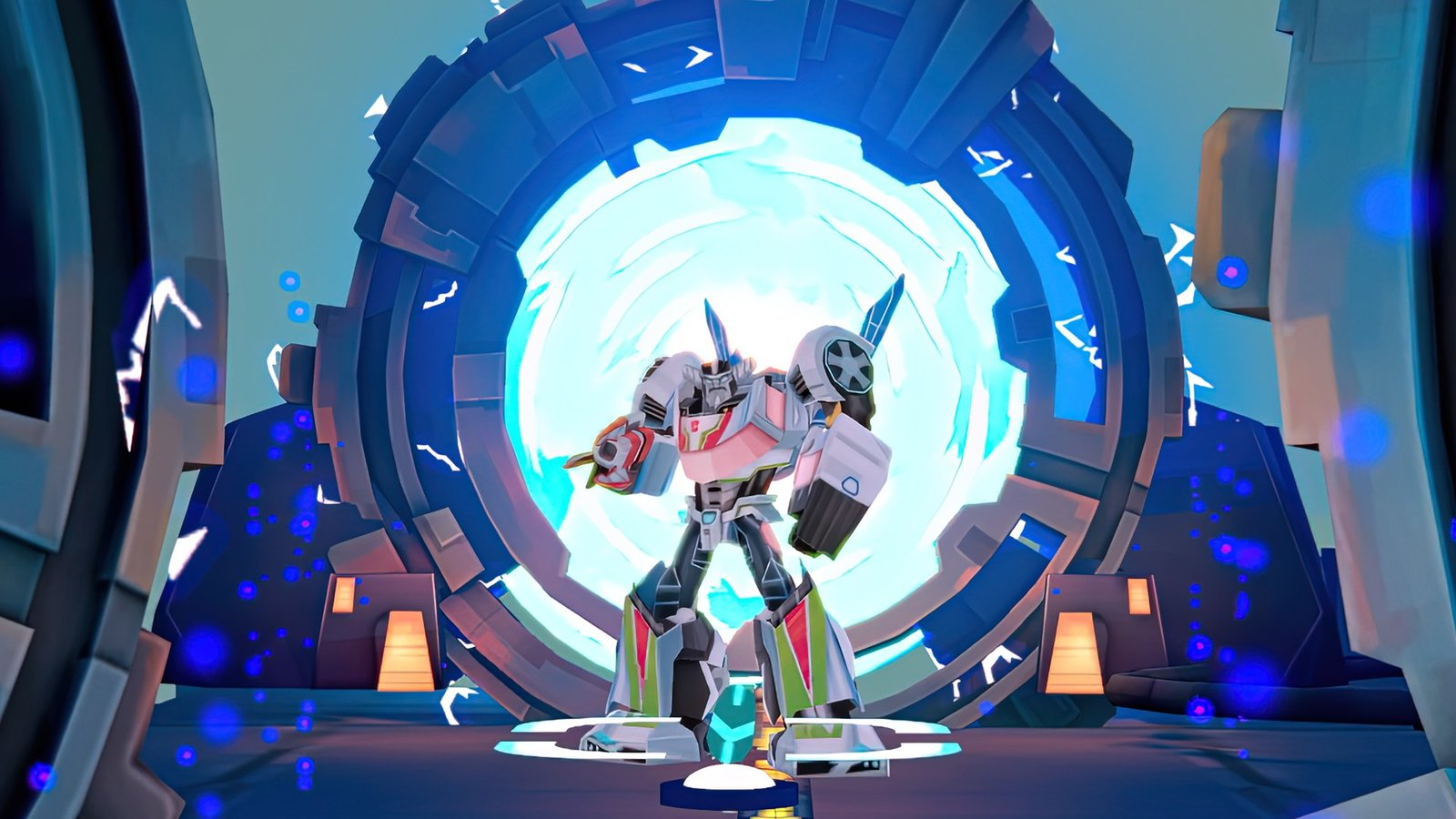 Transformers: Battlegrounds - Shattered Spacebridge image 1