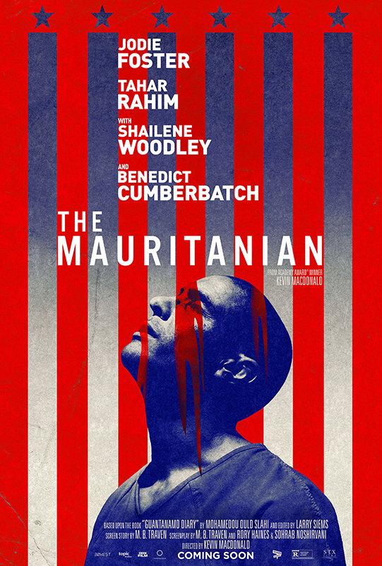 The Mauritanian (2021) poster image