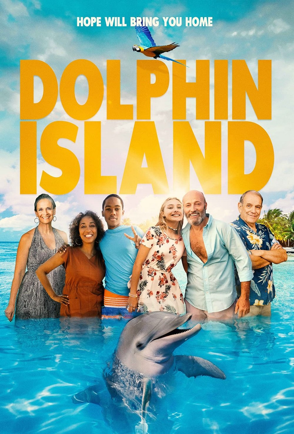 Dolphin Island poster image