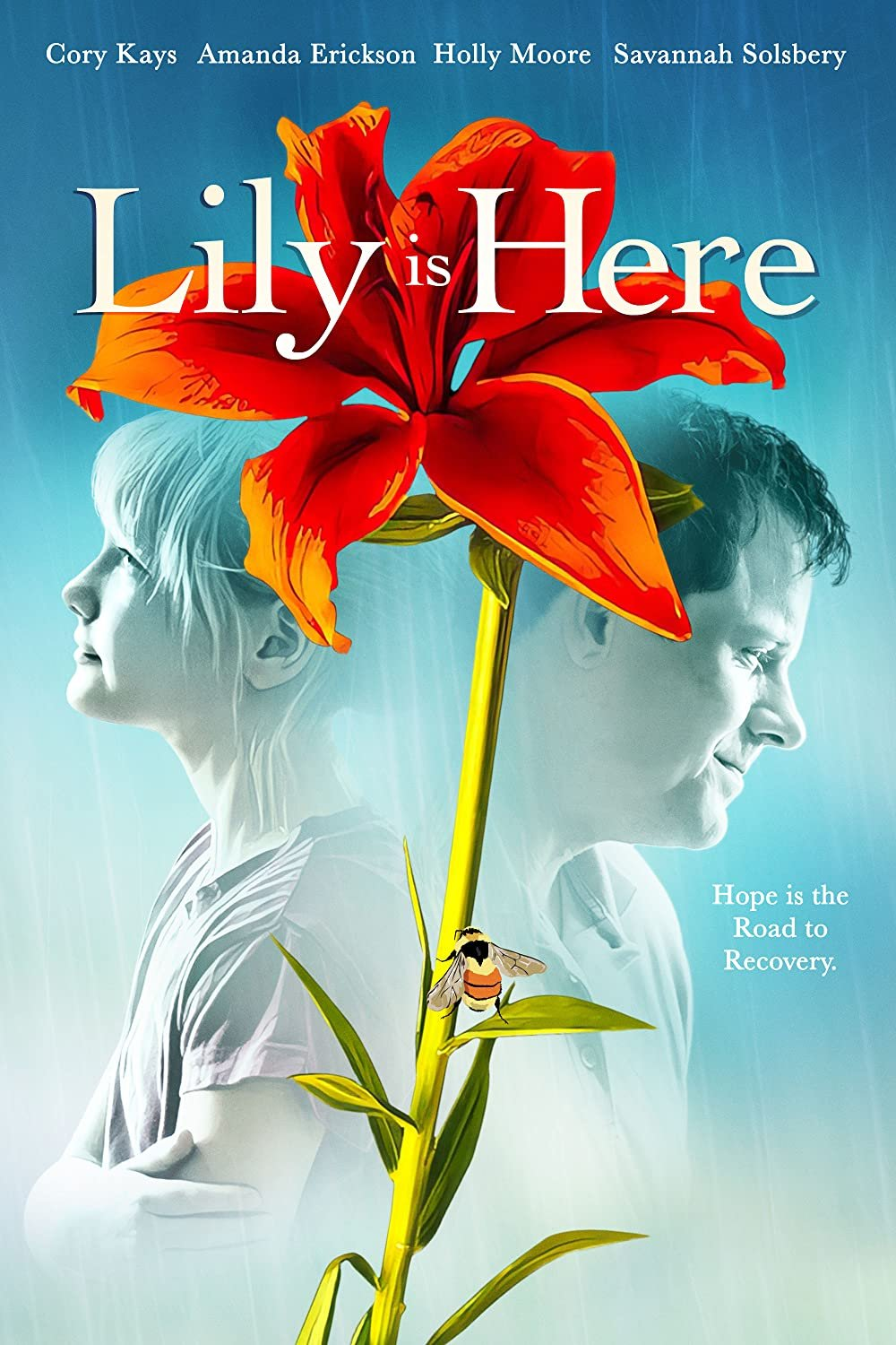 Lily Is Here poster image
