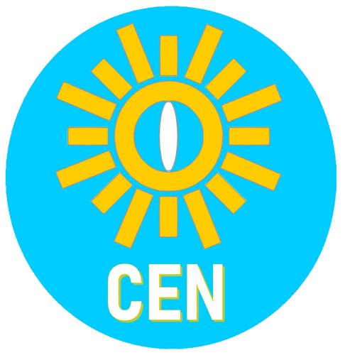 Logo Coalición para el Éxito Nacional CEN - parti politique sur jeu de simulation Geokratos