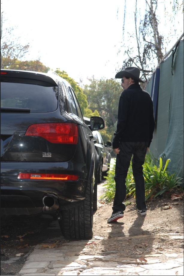 PROPRIETE OU A RESIDE JOHNNY HALLYDAY ( 4/10 ) 'LOS ANGELES' ( 2010-2021 ) - Page 2 210303110734987327