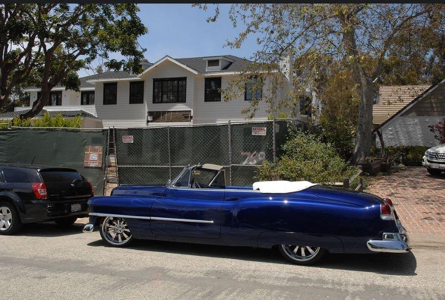 PROPRIETE OU A RESIDE JOHNNY HALLYDAY ( 4/10 ) 'LOS ANGELES' ( 2010-2021 ) - Page 2 210303113728236455