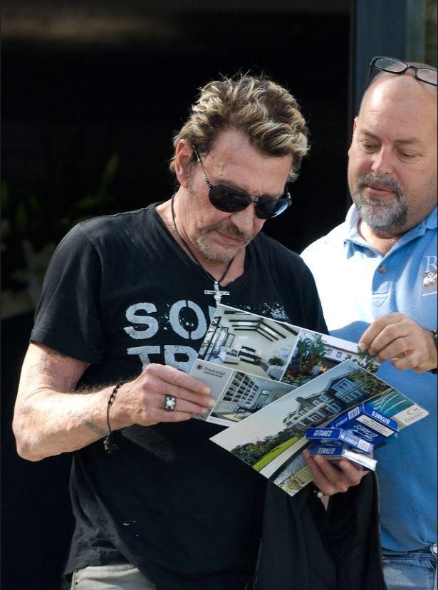 PROPRIETE OU A RESIDE JOHNNY HALLYDAY ( 4/10 ) 'LOS ANGELES' ( 2010-2021 ) - Page 2 210303114807752276