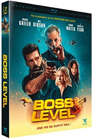 Boss Level poster image