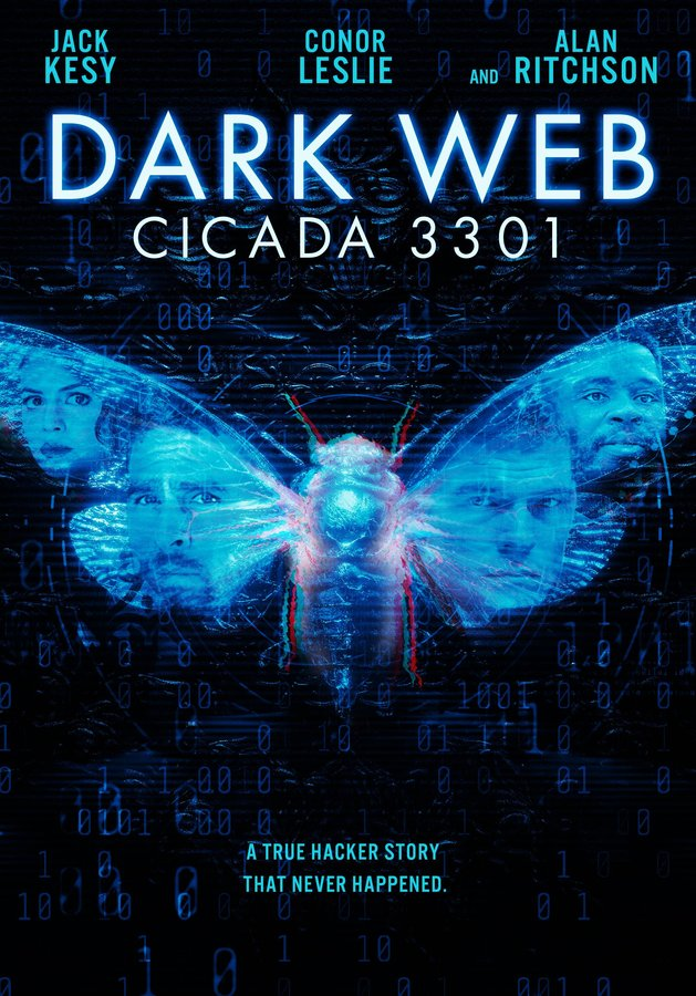 Dark Web: Cicada 3301 poster image