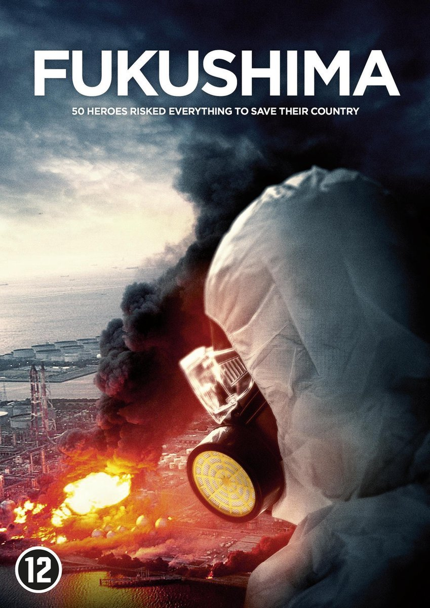 Fukushima 50 poster image