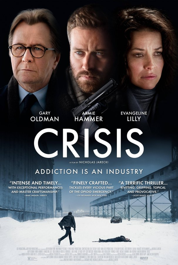 Crisis poster image