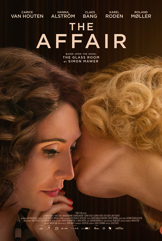 The Glass Room aka The Affair (2021) poster image