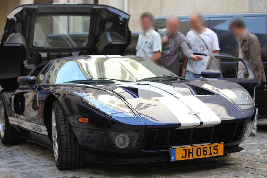 FORD GT DE JOHNNY HALLYDAY ( 2007 ) 210305100616505266