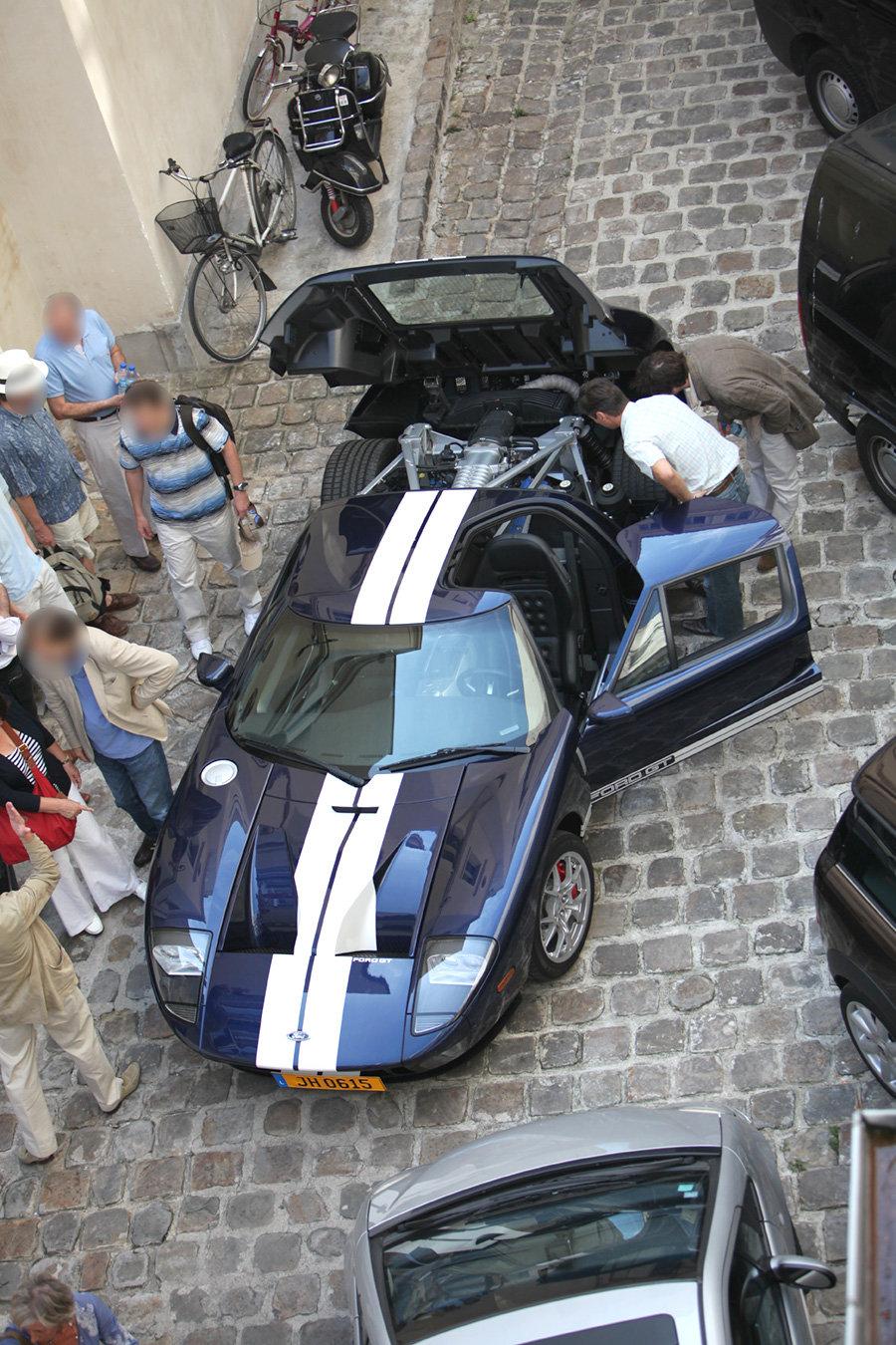 FORD GT DE JOHNNY HALLYDAY ( 2007 ) 210305100617121221