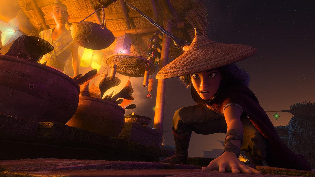 Raya and the Last Dragon (2021) image