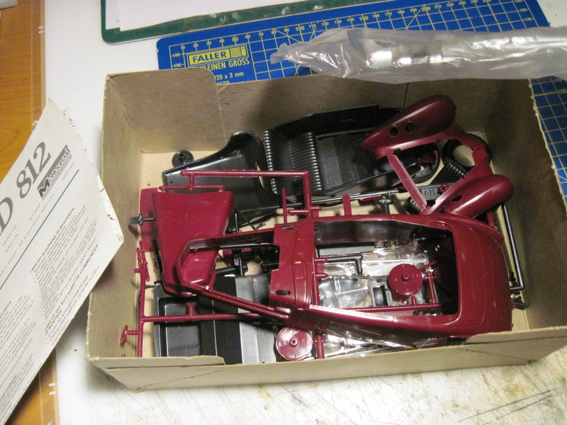 CORD 812 1937 MONOGRAM 1/24 210307081613905215