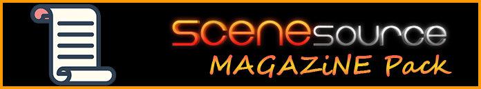 Poster for ScnSrc MAGAZiNE Pack