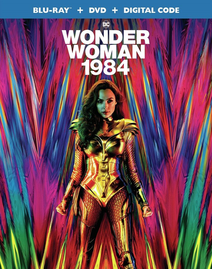 Wonder Woman 1984 (2020) poster image