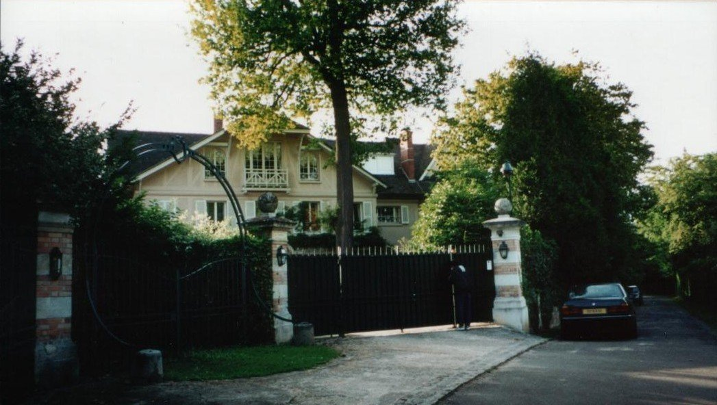 PROPRIETE OU A RESIDE JOHNNY HALLYDAY ( 9/10 ) 'LA SAVANNAH' ( 2000 ) 21030905425424648