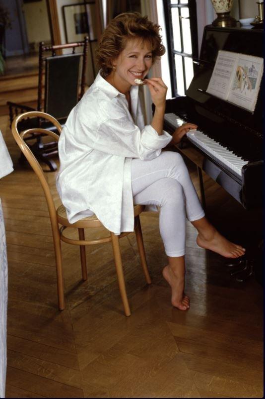 PROPRIETE OU A RESIDE JOHNNY HALLYDAY ( 5/10 ) 'L'ETANG LA VILLE' ( 1982-1986 ) 210309103239605557