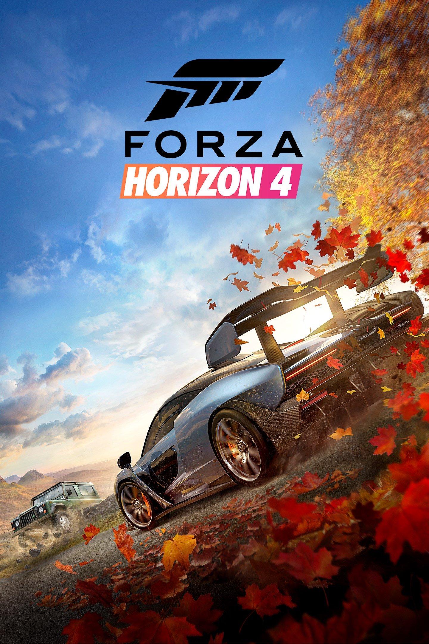 Poster for Forza Horizon 4