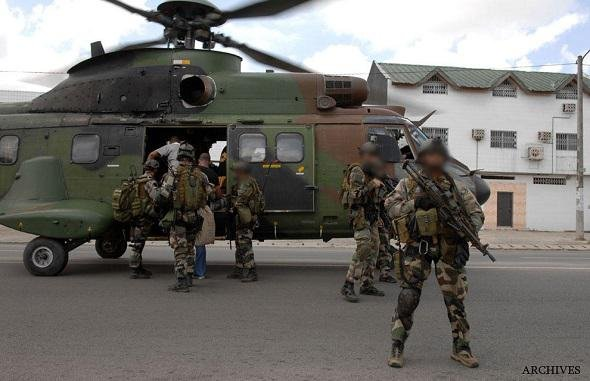 l'armee garaguayenne