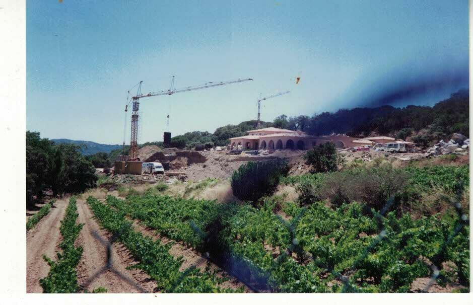 PROPRIETE OU A RESIDE JOHNNY HALLYDAY ( 2/10 ) 'LA LORADA' ( 1990-2000 ) - Page 4 210312053542690358