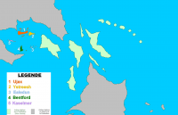 carte des régions administratives heenylthaines