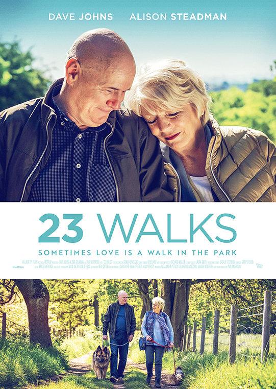 23 Walks (2020) poster image