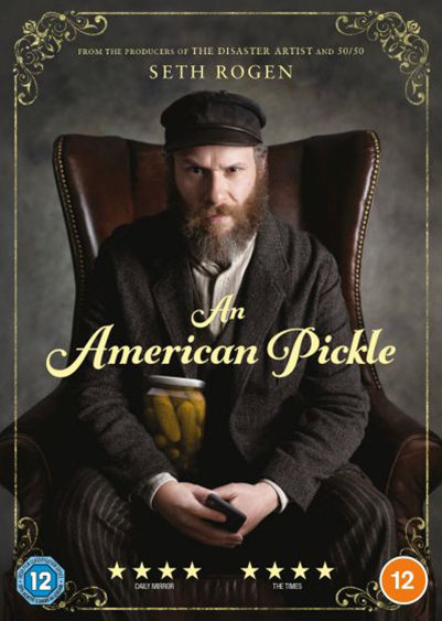 An American Pickle (2020) poster image