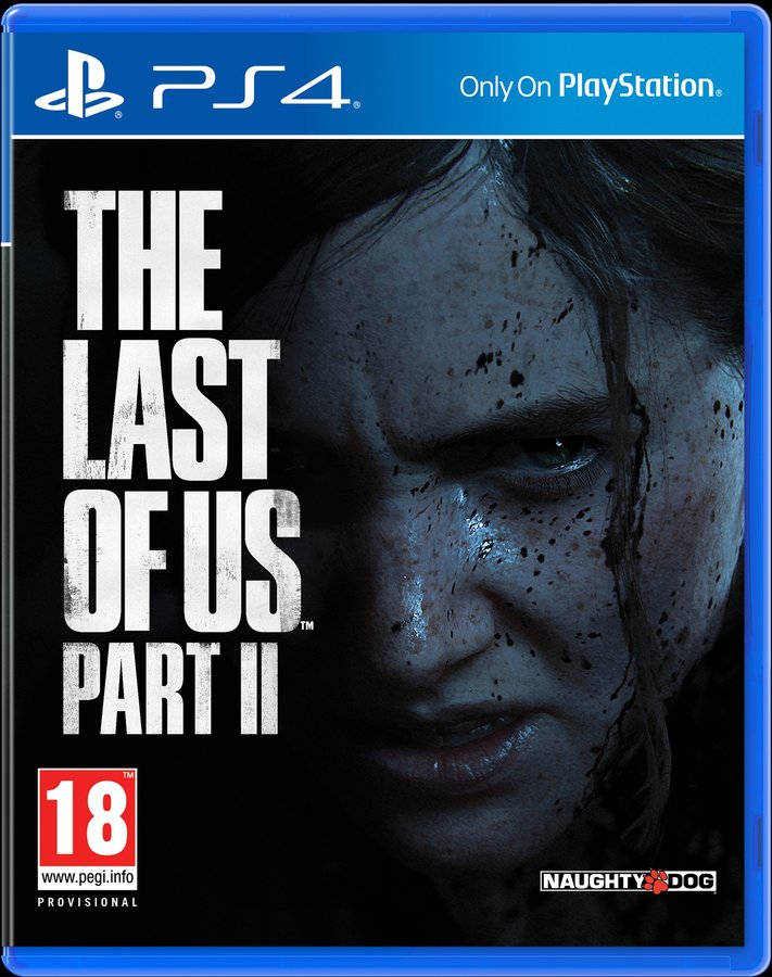 Poster for The Last of Us Part II