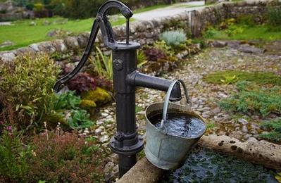 L'eau au jardin